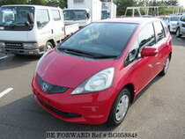 Used 2009 HONDA FIT BG058848 for Sale for Sale