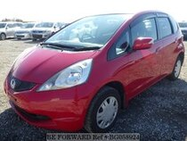 Used 2009 HONDA FIT BG058924 for Sale for Sale