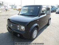 Used 2006 NISSAN CUBE BG058929 for Sale for Sale