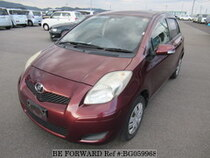 Used 2010 TOYOTA VITZ BG059968 for Sale for Sale
