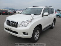 Used 2012 TOYOTA LAND CRUISER PRADO BG059924 for Sale for Sale