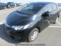 Used 2016 HONDA FIT BG060002 for Sale for Sale