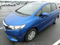 Used 2016 HONDA FIT BG060004 for Sale for Sale
