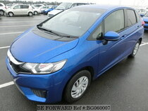 Used 2016 HONDA FIT BG060007 for Sale for Sale