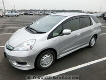 Used 2013 HONDA FIT SHUTTLE HYBRID BG061526 for Sale for Sale