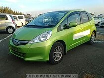 Used 2011 HONDA FIT HYBRID BG061533 for Sale for Sale