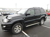 Used 2007 TOYOTA LAND CRUISER PRADO BG061410 for Sale for Sale