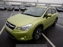 Used 2013 SUBARU IMPREZA XV HYBRID BG061399 for Sale for Sale