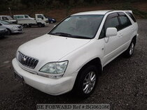 Used 2001 TOYOTA HARRIER BG061086 for Sale for Sale