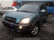 Used 2006 HYUNDAI TUCSON BG062036 for Sale for Sale