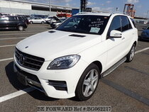 Used 2014 MERCEDES-BENZ M-CLASS BG062217 for Sale for Sale