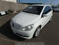 Used 2006 MERCEDES-BENZ B-CLASS BG062390 for Sale for Sale