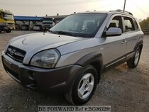 Used 2006 HYUNDAI TUCSON BG063288 for Sale for Sale
