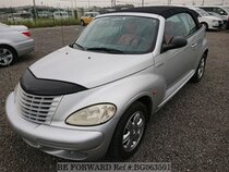 Used 2005 CHRYSLER PT CRUISER CABRIO BG063501 for Sale for Sale