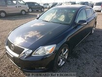 Used 2007 LEXUS GS BG063535 for Sale for Sale