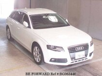 Used 2010 AUDI A4 BG063446 for Sale for Sale