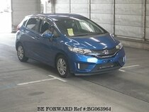 Used 2014 HONDA FIT BG063964 for Sale for Sale