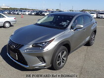Used 2017 LEXUS NX BG064374 for Sale for Sale