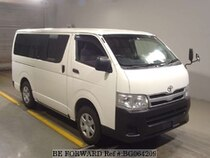 Used 2012 TOYOTA HIACE VAN BG064209 for Sale for Sale