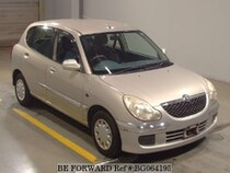 Used 2003 TOYOTA DUET BG064195 for Sale for Sale