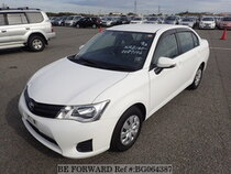 Used 2013 TOYOTA COROLLA AXIO BG064387 for Sale for Sale