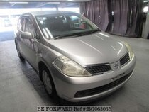 Used 2006 NISSAN TIIDA BG065035 for Sale for Sale