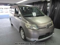 Used 2006 NISSAN SERENA BG065036 for Sale for Sale