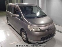 Used 2005 NISSAN SERENA BG065021 for Sale for Sale