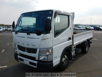 Used 2011 MITSUBISHI CANTER BG066408 for Sale for Sale