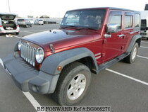 Used 2009 JEEP WRANGLER BG066270 for Sale for Sale