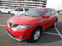 Used 2014 NISSAN X-TRAIL BG065827 for Sale for Sale