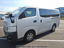 Used 2013 NISSAN CARAVAN VAN BG065840 for Sale for Sale