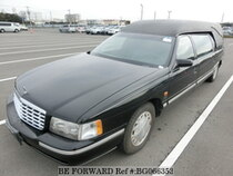 Used 1997 CADILLAC FLEETWOOD BG066353 for Sale for Sale