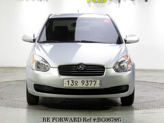 Best Price Used HYUNDAI VERNA for Sale - Japanese Used Cars BE FORWARD
