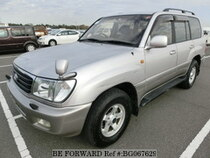 Used 1998 TOYOTA LAND CRUISER BG067629 for Sale for Sale