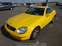Used 1997 MERCEDES-BENZ SLK BG067515 for Sale for Sale