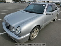 Used 1996 MERCEDES-BENZ E-CLASS BG067390 for Sale for Sale
