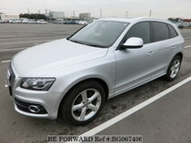 Used 2009 AUDI Q5 BG067406 for Sale for Sale