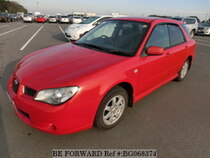 Used 2006 SUBARU IMPREZA SPORTSWAGON BG068374 for Sale for Sale