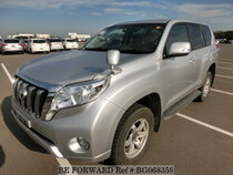 Used 2015 TOYOTA LAND CRUISER PRADO BG068359 for Sale for Sale