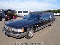 Used 1997 CADILLAC FLEETWOOD BG068118 for Sale for Sale