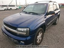Used 2003 CHEVROLET TRAILBLAZER BG071044 for Sale for Sale