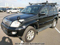 Used 2005 TOYOTA LAND CRUISER PRADO BG071249 for Sale for Sale