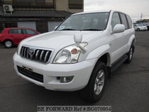 Used 2004 TOYOTA LAND CRUISER PRADO BG070954 for Sale for Sale