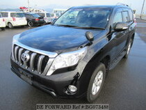 Used 2015 TOYOTA LAND CRUISER PRADO BG073488 for Sale for Sale