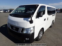Used 2013 NISSAN CARAVAN VAN BG073626 for Sale for Sale