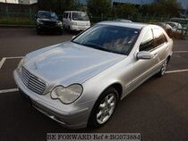 Used 2002 MERCEDES-BENZ C-CLASS BG073884 for Sale for Sale