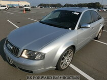 Used 2001 AUDI S6 BG075492 for Sale for Sale