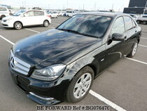 Used 2011 MERCEDES-BENZ C-CLASS BG076470 for Sale for Sale