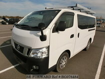 Used 2013 NISSAN CARAVAN VAN BG076484 for Sale for Sale